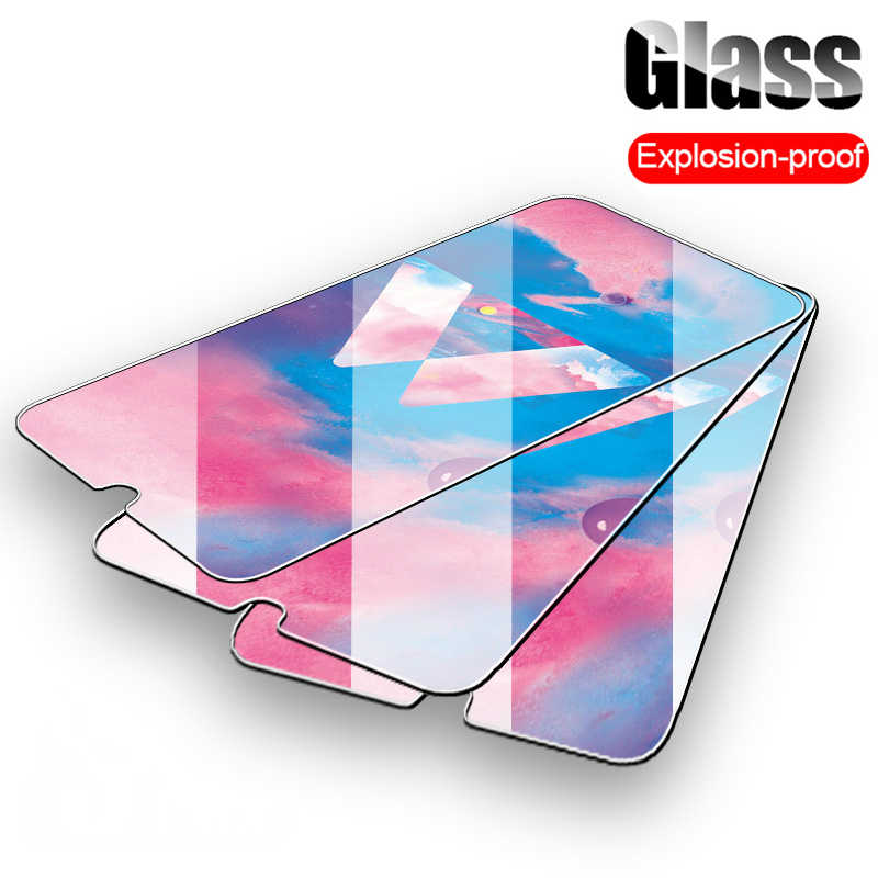 Glass For Samsung M40 M30 M10 M20 Tempered Glass For Samsung Galaxy A90 A80 A70 A60 A50 A40 A30 A20 Screen Protector Cover Film