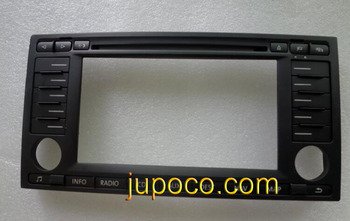 FRAME WITH BUTTONS FOR 7L6035191E 7L6 035 191R MFD2 car DVD navigation audio system