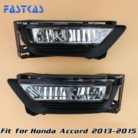 12v 55W Car Fog Light Assembly For Honda Accord 2013 2014 2015 Front Fog Light Lamp