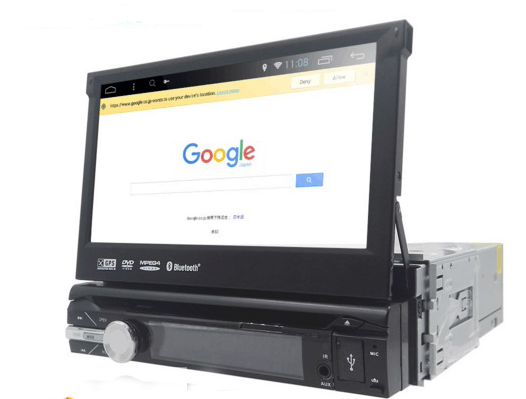2GB RAM single <font><b>1din</b></font> 7inch touchscreen 4G WIFI Android 6.0 <font><b>Car</b></font> GPS FM <font><b>Radio</b></font> Stereo head unit Media Player BT USB SD RDS SWC MIC