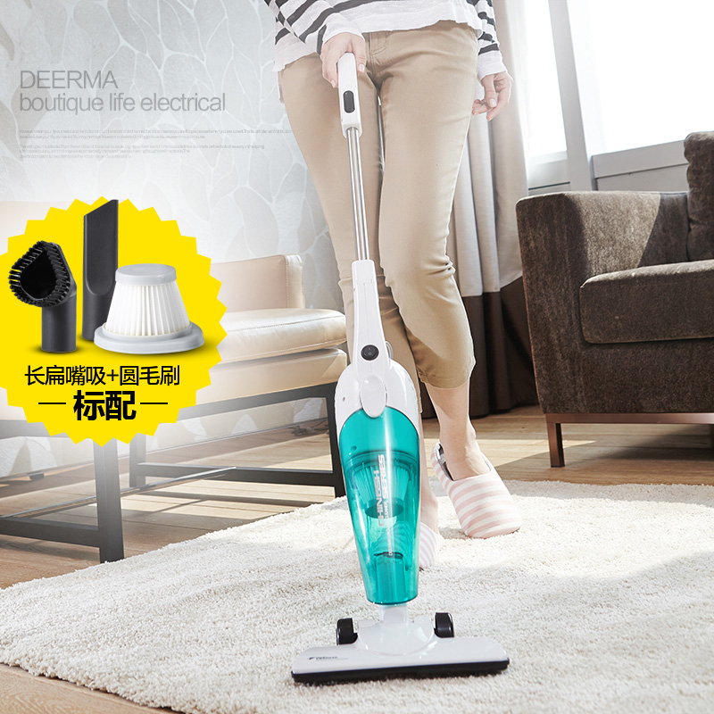 2018 Ultra Quiet Mini Home Rod Vacuum Cleaner Portable Dust Collector Home Aspirator Handheld Vacuum Cleaner vacuum cleaner for sofa