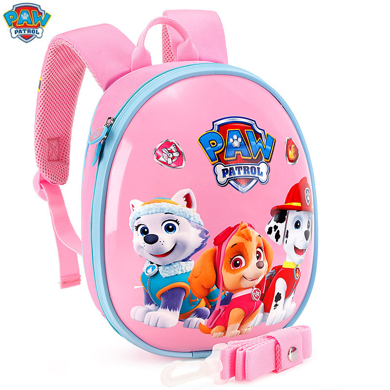 New Arrival Genuine Paw Ptrol Kindergarten School EVA Bag Baby ANTI-LOST Toy Childrens Backpack Doll Kids Toy  for Age 3-6 yearNew Arrival Genuine Paw Ptrol Kindergarten School EVA Bag Baby ANTI-LOST Toy Childrens Backpack Doll Kids Toy  for Age 3-6 year