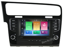 FOR VW GOLF 7 Android 8.0 Car DVD player Octa-Core(8Core) 4G RAM 1080P 32GB ROM WIFI gps car multimedia head device unit stereo