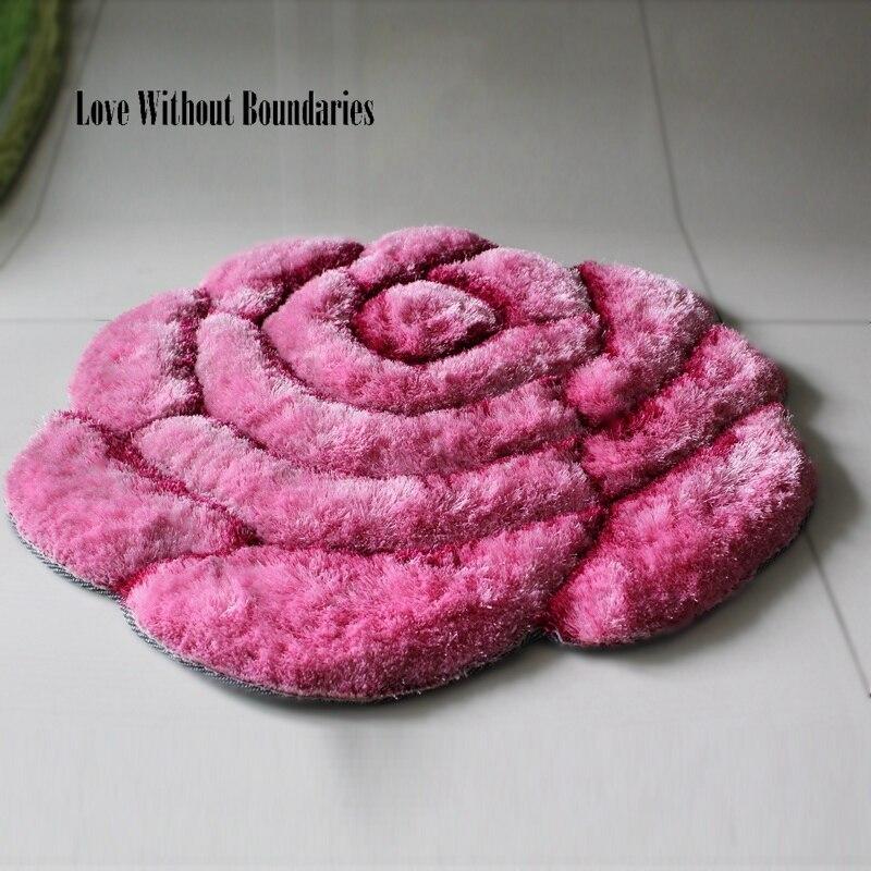 Tapis romantique Rose valentine, avancé, tapis de haute qualité, célébration de mariage, frais de famille, domestique, grogshop, hôtel