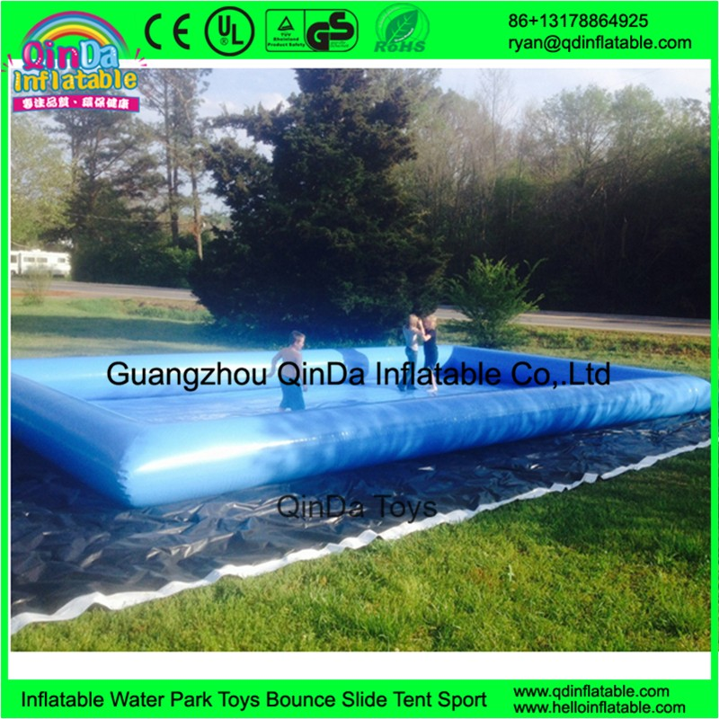 above ground swimming pool inflatable water pool34