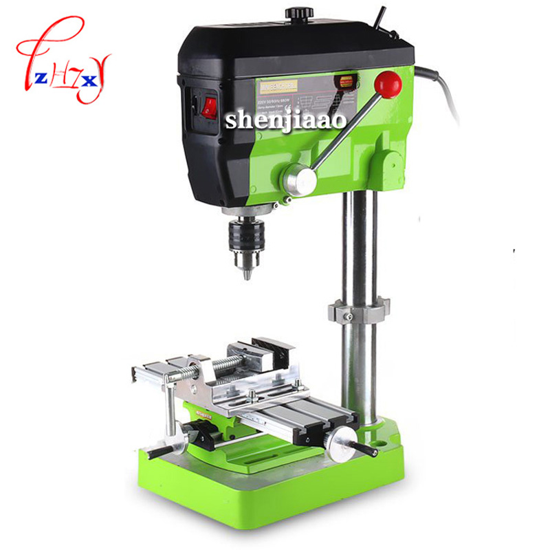 1PC 220V Quality Mini Electric Drill 5168E DIY Variable Speed Micro Drill Press Machine 680W Bench Electric Drilling Machine1PC 220V Quality Mini Electric Drill 5168E DIY Variable Speed Micro Drill Press Machine 680W Bench Electric Drilling Machine