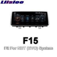 Voor BMW X5 F15 2013 ~ 2016 NBT LiisLee Auto Multimedia GPS Audio Hi-Fi Radio Stereo Originele Stijl Voor NBT navigatie NAVI