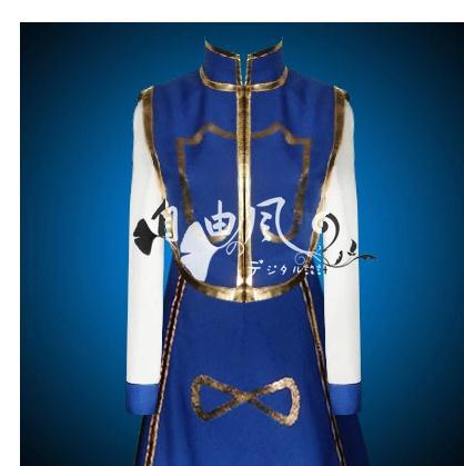 Hunter X Hunter Kurapika Kurta Cosplay Costume Carnival Character Suit Halloween Gift Fancy Party Dress