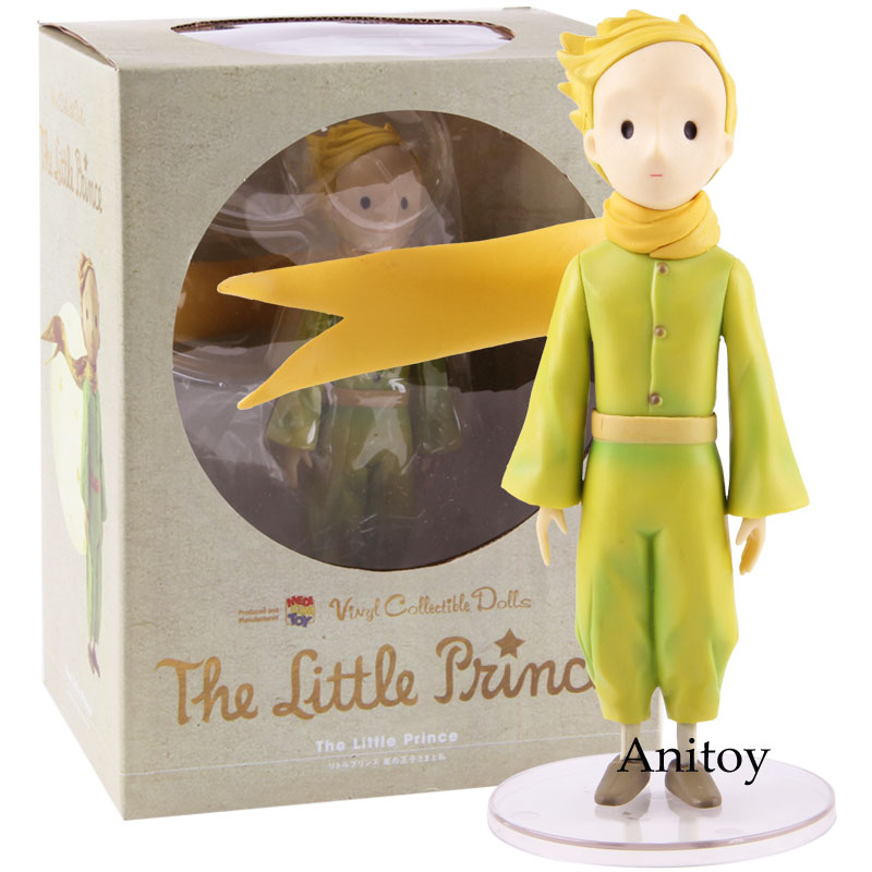 The Little Prince Le Petit Prince Figure Anime Action Figures Vinyl Collectible Dolls Toy Birthday Gift For Kids Children