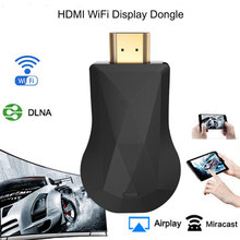 HDMI WiFi Display Dongle YouTube Netflix AirPlay Miracast TV Stick for Chromecast 2 3 Chrome Crome Cast Cromecast 2