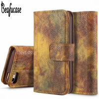 Neo Luxury Wallet Case For IPhone 5 Case Leather Magnetic Flip Cover For Apple IPhone 5s