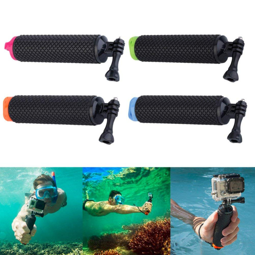 Waterproof Floating Hand Grip Underwater Selfie Stick for Gopro Hero Session Pro Float Handle Diving Action Camera image