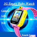 Kids Smartwatch 3G GPRS Smart Watch GPS Locator Tracker Anti-Lost Smartwatch Baby Watch With Camera Wifi For IOS Android