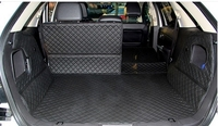 Good Mats Free Shipping Special Car Trunk Mats For Ford Edge 2013 2008 Durable Waterproof Leather