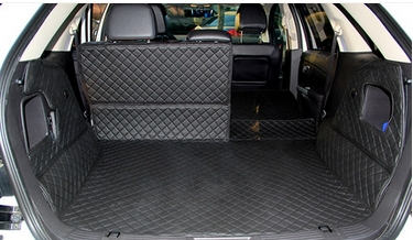 Special Car Trunk Mats For Ford Edge   Waterproof Cargo Liner Boot Carpets For Edge Free Shipping In Floor Mats From Automobiles Motorcycles