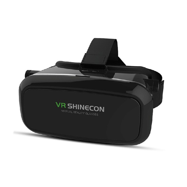 Shinecon Vr Realidad Virtual Smartphone Gafas 3d Google Carton Monte