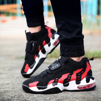 AMSHCA Brand The Couple Fashion Casual Shoes Outdoor Air Breathable Sneakers for Mens Trainers Autumn New Designer Boots