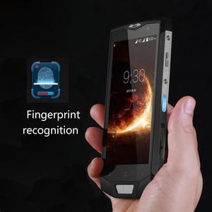 "Image 4 - Blackview BV8000 פרו מקורי 5 ""IP68 עמיד למים מחוספס נייד 6GB + 64GB אוקטה ליבות טביעת אצבע 4G קשה חיצוני Smartphone"