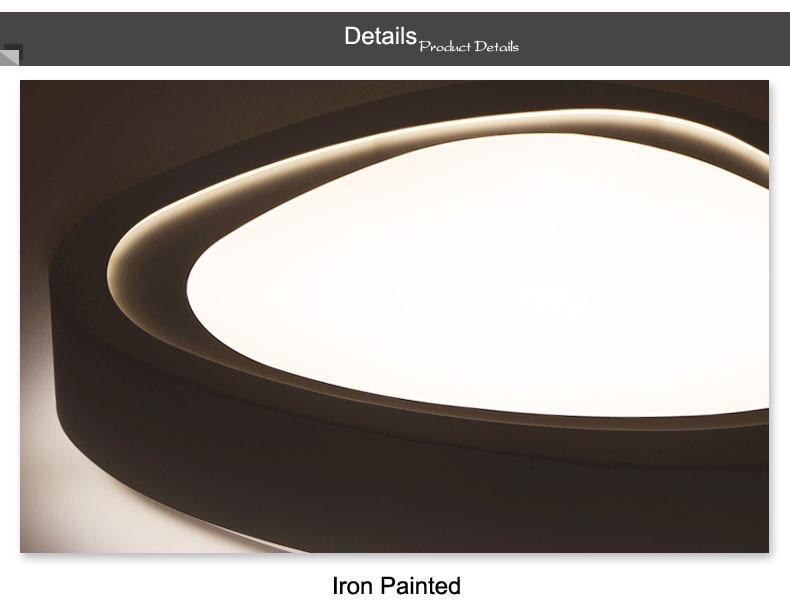 Uzaqdan idarə olunan səth quraşdırılmış qonaq otağı üçün - Daxili işıqlandırma - Fotoqrafiya 3