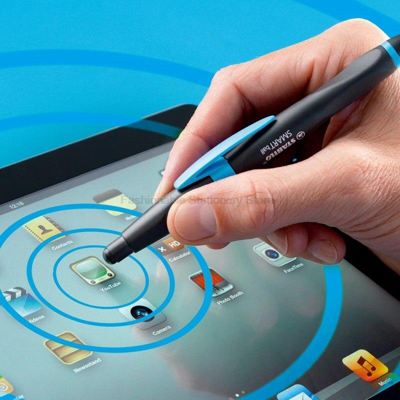 Stabilo 1832 Ballpoint Pen Double Nib 0.5mm Thickness 360 Degree Rotation Touch Screen Pen For Intelligent Ipad/Iphone levett caesar prostate massager for 360 degree rotation g spot
