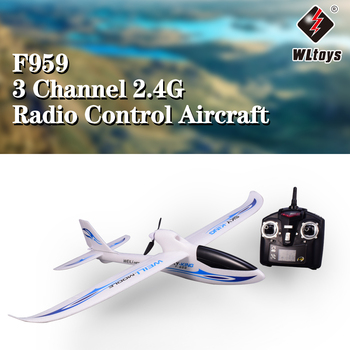 WLtoys F959 Sky-king 2.4G 3CH Wingspan RC radio Airplane Remote Control Aircraft Fixed Wing Plane Outdoor Toys Drone RTF