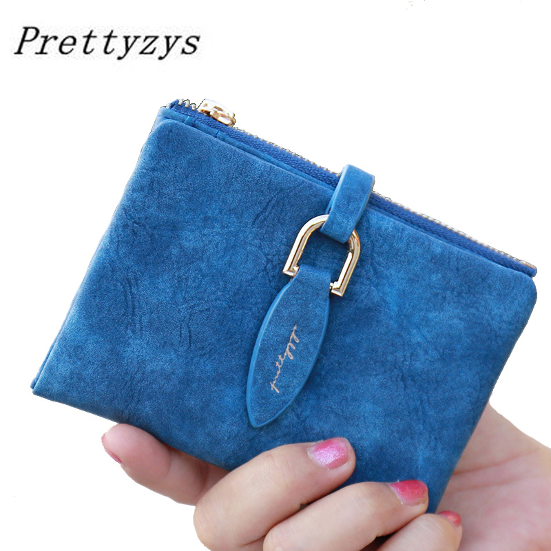 Korean Style Famous Brand Designer Women Short Wallet Faux Suede Leather Coin Bag Card Holder Lady Day Clutches Purses&Wallets korean style famous brand designer women short wallet faux suede leather coin bag card holder lady day clutches purses&wallets