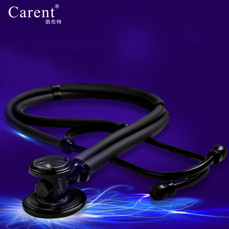 CARENT New Arrivals CRT868 dual use stethoscope fetal heart rate professional stetoskop for medical equipment