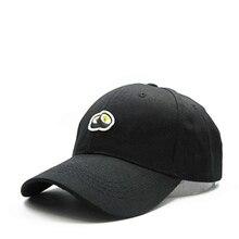 Sushi embroidery cotton Casquette Baseball Cap hip-hop cap A