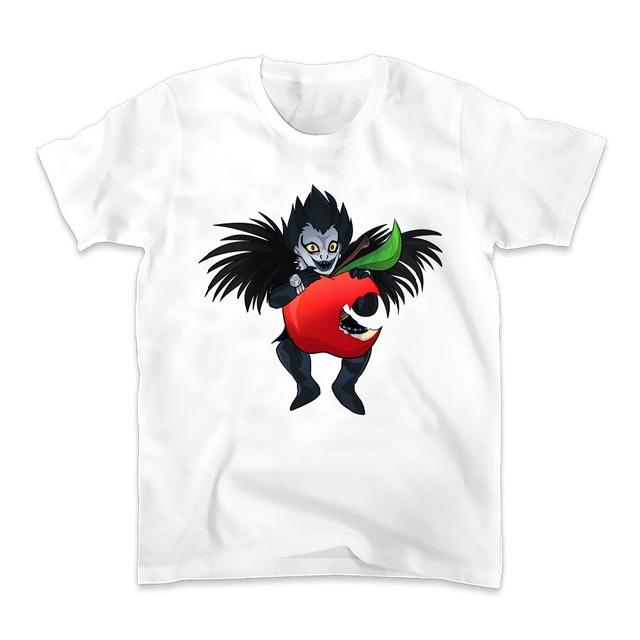 SHINIGAMI LOVE APPLES DESIGN t shirt