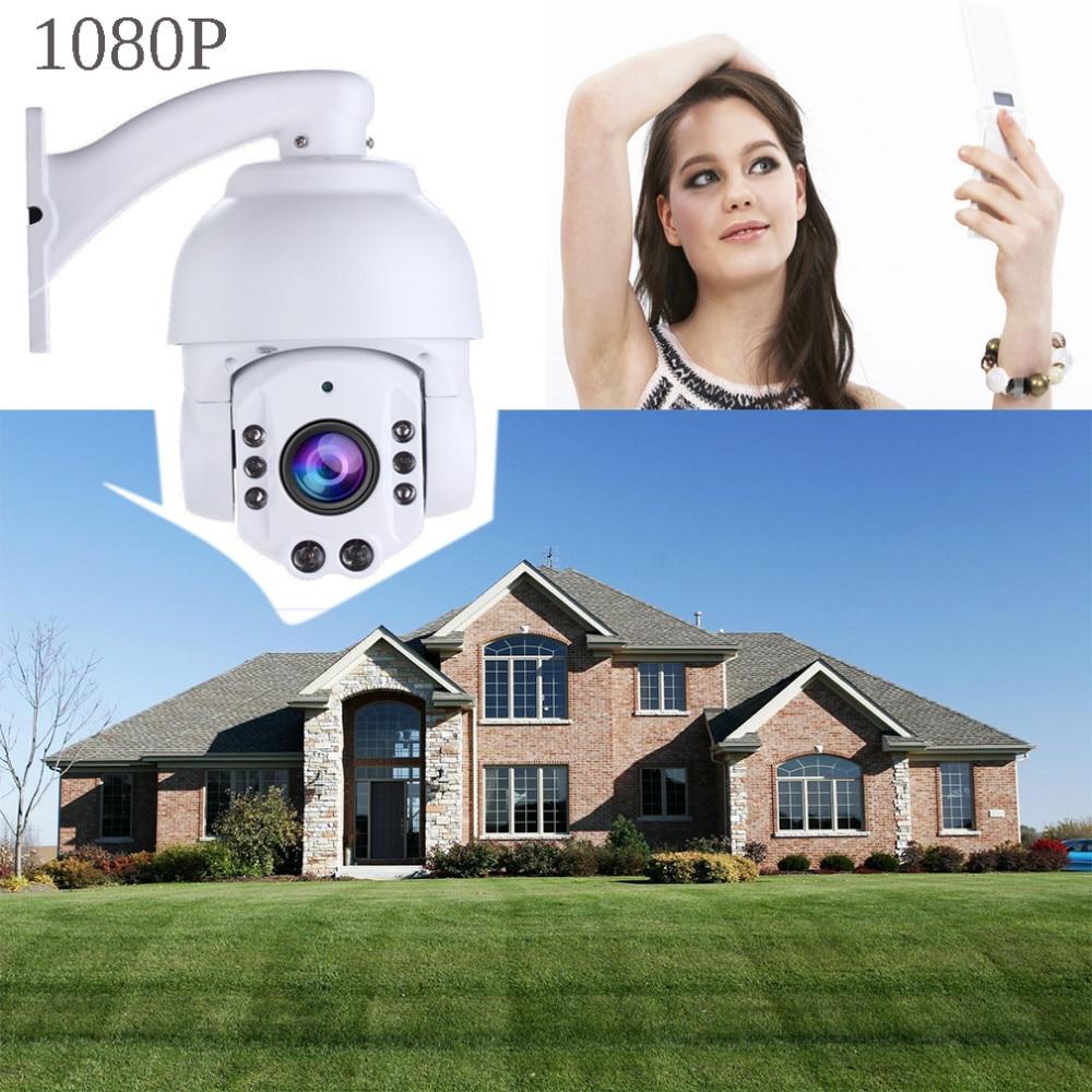 20x оптический зум камеры ptz 1080 P, высокое качество 4 дюймов PTZ Скорость ОУТДОР Крытый купольная камера