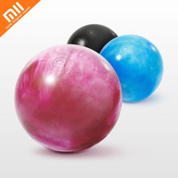 xiaomi 65CM double sided explosion proof yoga ball massager fitness relaxation balance ball exercise fitness health care tools
