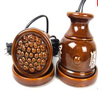 Keramik moxibustion meridian verschrottung han jiu topf heiztemperatur moxibustion tool magnetische therapie meridian energy meter