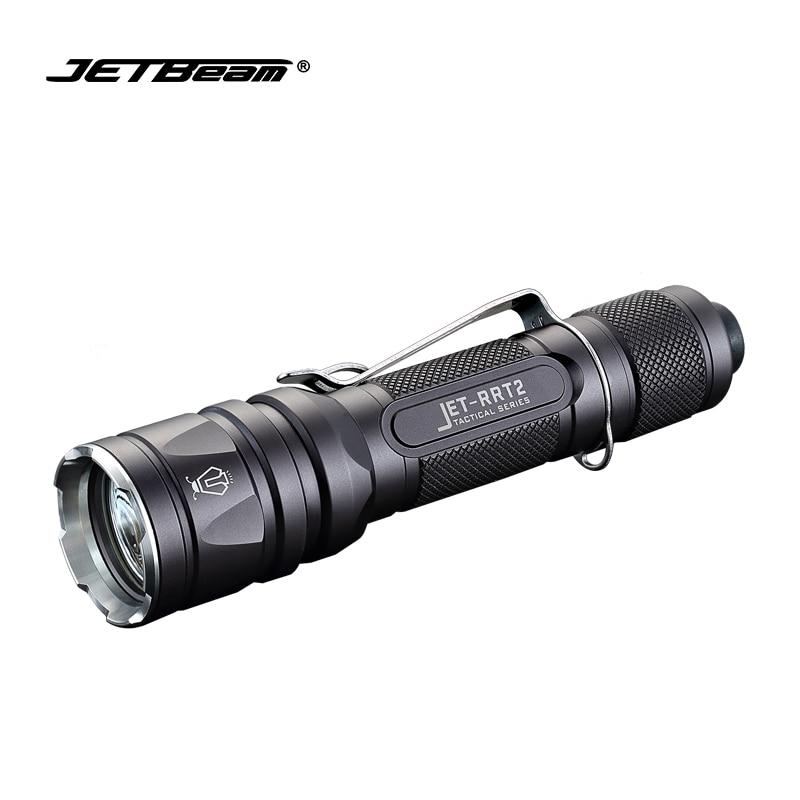 Здесь можно купить  Tactical Light JETBeam RRT2 JET-RRT2 SST40 N4 BC MAX. 950 lumens beam distance 230m SMO Reflector 13800cd tactical flashlight  Свет и освещение