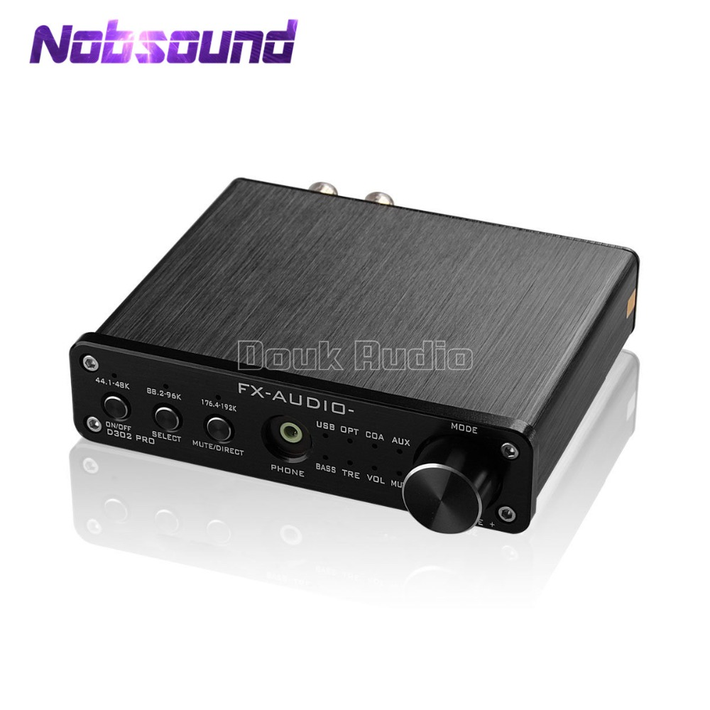 Nobsoud Latest DSP Digital Amplifier Integrated Power Amp USB/OPT/COAX/AUX Input With Headphone AmpNobsoud Latest DSP Digital Amplifier Integrated Power Amp USB/OPT/COAX/AUX Input With Headphone Amp