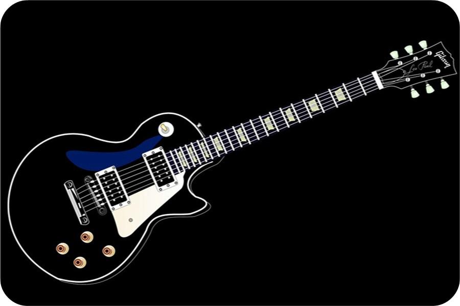 Bedroom Floor Guitar