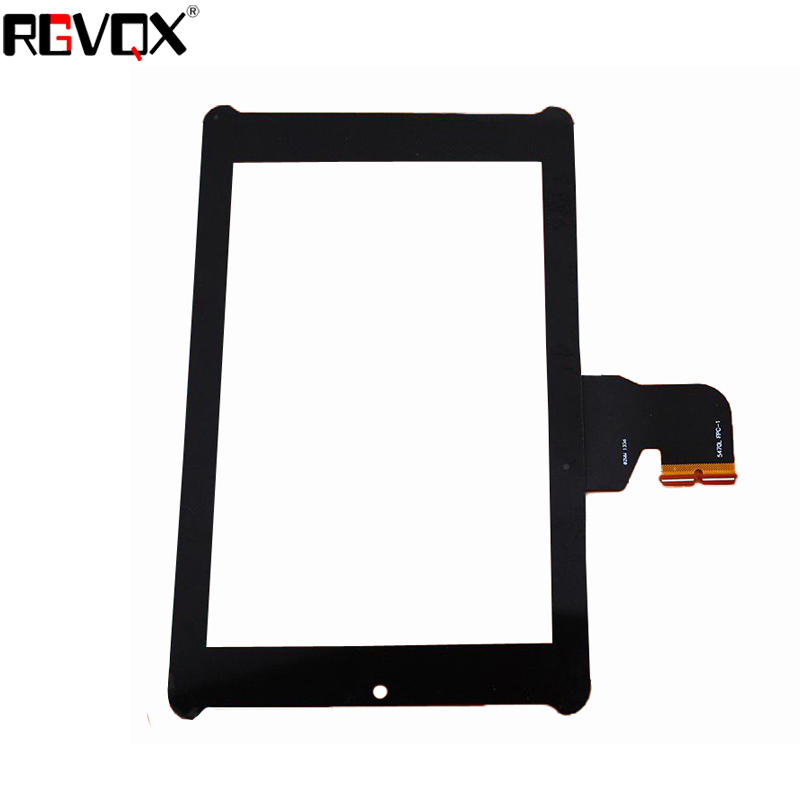New For Asus Fonepad 7 ME372CG ME372 K00E Black 7 quot Touch Screen Digitizer Sensor Glass Panel Tablet PC Replacement Parts in Tablet LCDs amp Panels from Computer amp Office