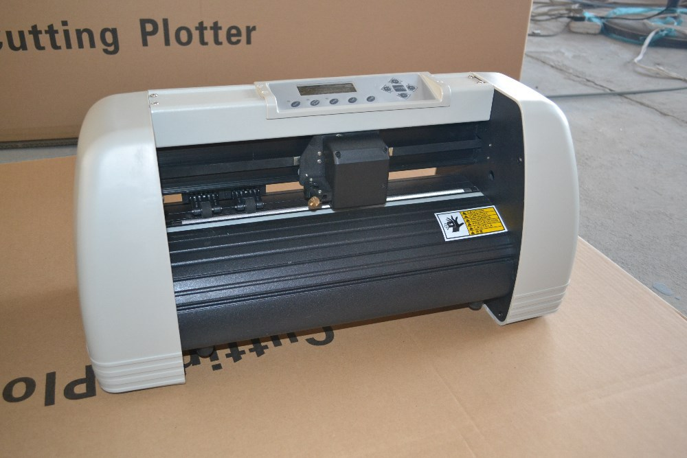 A4 A3 Mini Vinyl Cutter And Plotter With Cut Function For