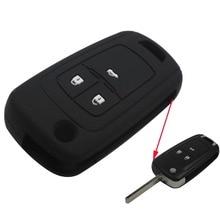 Силиконовые ключа автомобиля обложка протектор для Buick Chevrolet Regal Encore Lacrosse Excelle GT/XT/Opel Astra VAUXHALL Zafira MOKKA