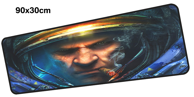 Terran mouse pad gamer 900x300mm notbook mouse mat large gaming mousepad HD pattern pad  ...