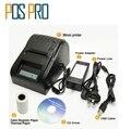 ITRP002 Высокое качество 58 мм Тепловая Чековый Принтер, pos58 термопринтер, pos принтер, Совместимый со Всеми Windows и Linux