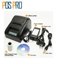 ITRP002 High quality  58mm Thermal Receipt Printer,pos58 thermal printer,pos printer,Compatible with All Windows and Linux