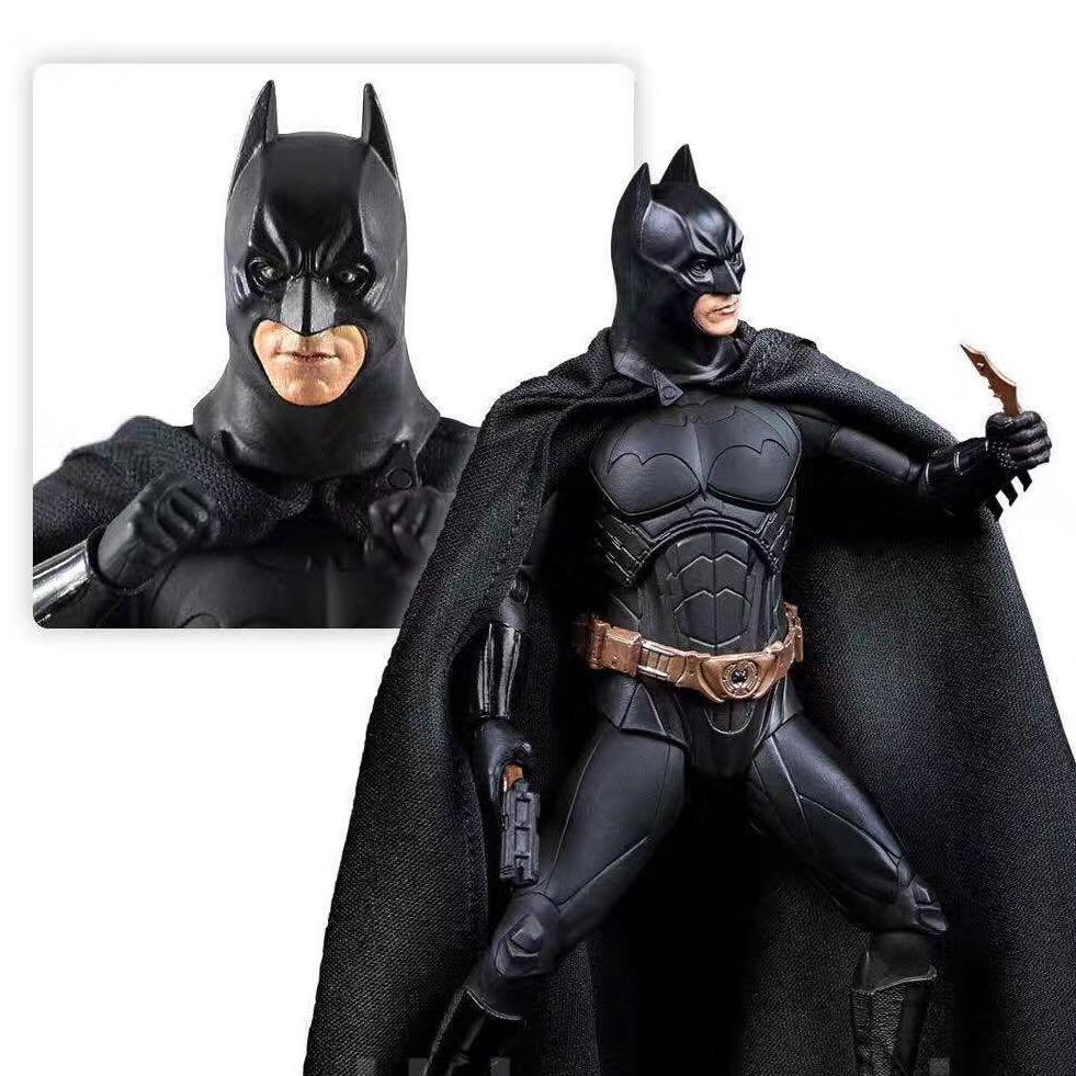 Batman Begins Bruce Wayne Neca Action Figure Collectible Model Toy 7″ 18cm