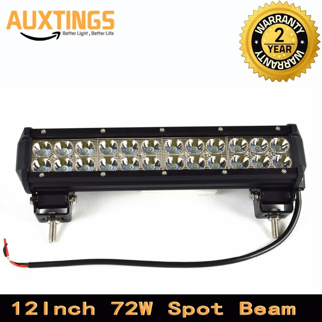 Free shipping 12inch 72w combo beam offroad led light bar 12v led free shipping 12inch 72w combo beam offroad led light bar 12v led driving light aloadofball Gallery