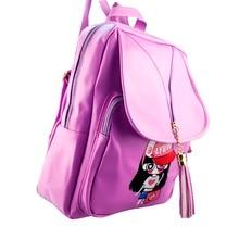 Новинка 2017 года путешествия Back Pack одноцветное Для женщин сумка Высокое качество из искусственной кожи рюкзак Модные рюкзаки для подростков Обувь для девочек школьный machil