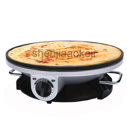 Electric Spring Roll Machine Household Smart Pancake machine non-stick pancakes pans Teppanyaki 220v50hz 1200w 1pc