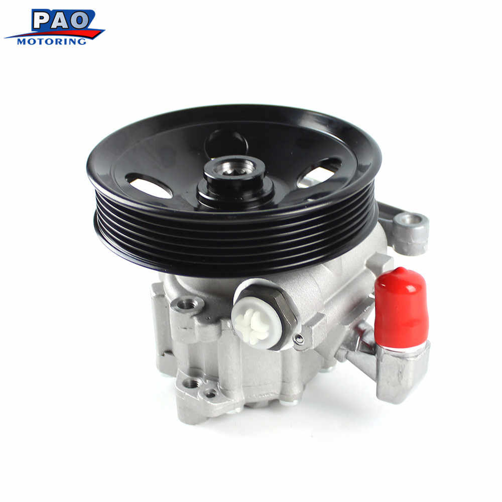 new power steering pump fit for mercedes benz ml320 ml430 ml350 ml500 ml55 w163 amg oem [ 1000 x 1000 Pixel ]