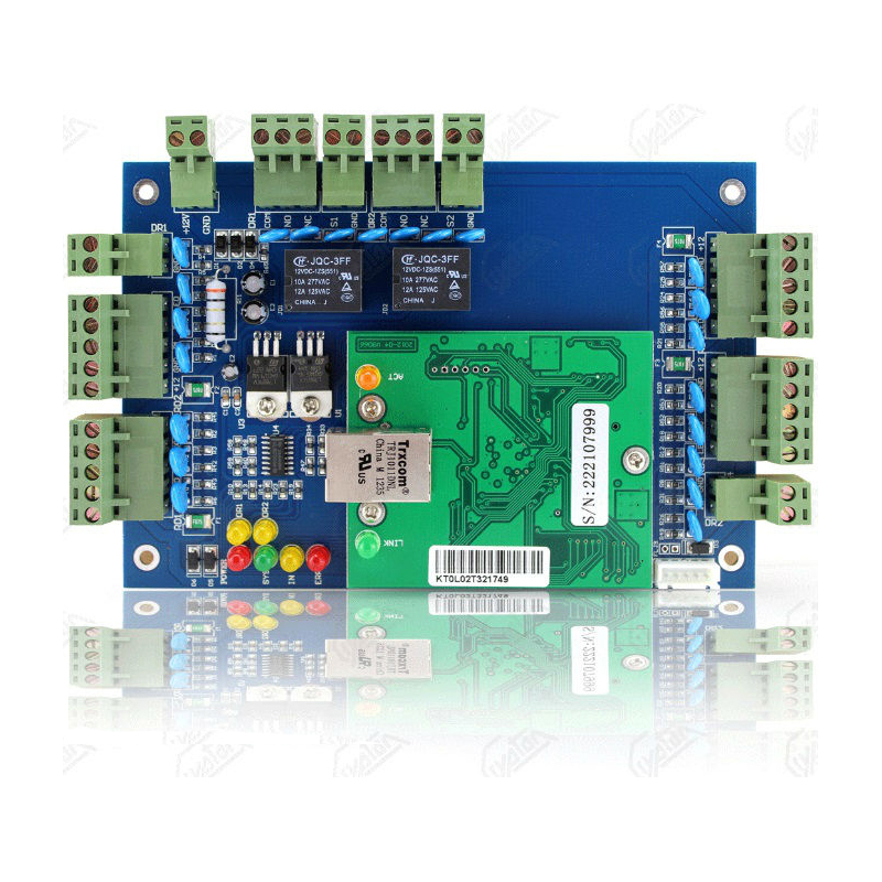 ACB-002  Direct Factory WEB TCP IP Access Control Board With Illegal Entry Alarm Function Access Controller For Security цена 2017
