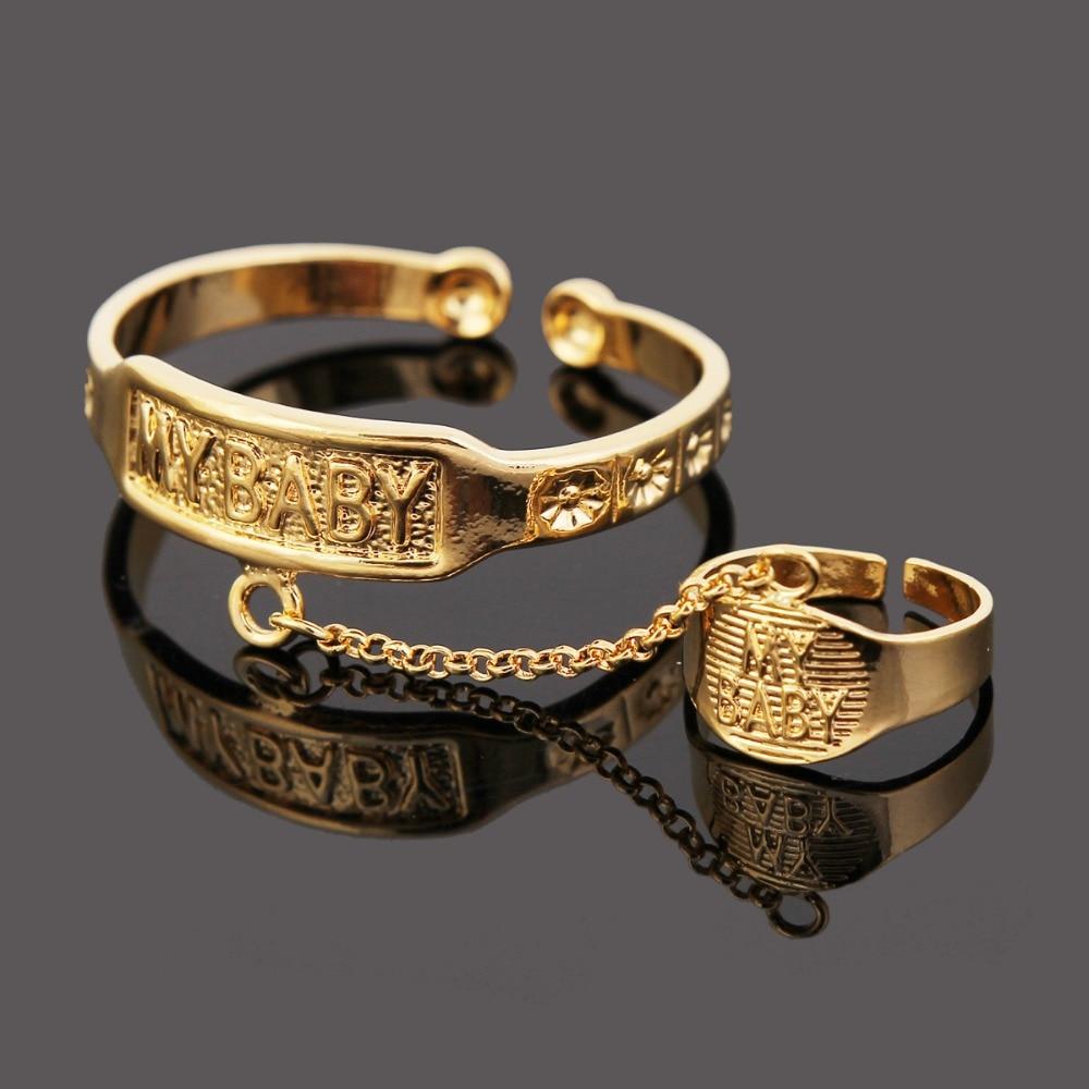 Online kopen Wholesale baby jongen sieraden goud uit China baby ...