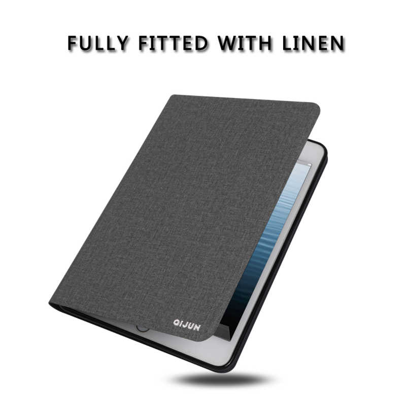 Cover Case For iPad Air 1 9.7 inch A1474 A1475 A1476 High Quality Leather Fundas Smart Flip Tablet Case For ipad Air 9.7 Coque