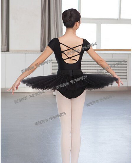 M-XXL Sexy 4 colors Dancewear Ballet Leotard Black Blue red coffee  Exercise girl dance clothes fashion suit